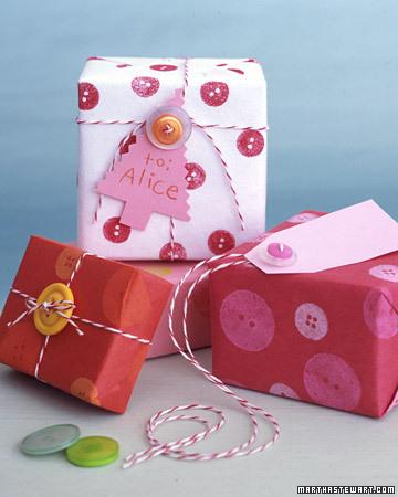 эксклюзивное оформление подарков