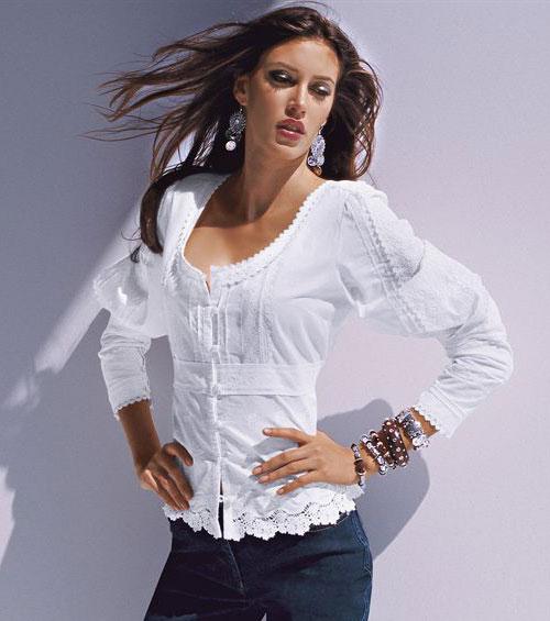 Красивые женские блузки доставка