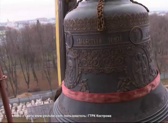 Куранты звонницы Спасо-Преображенского монастыря, молчавшие 15 лет, обретут голос