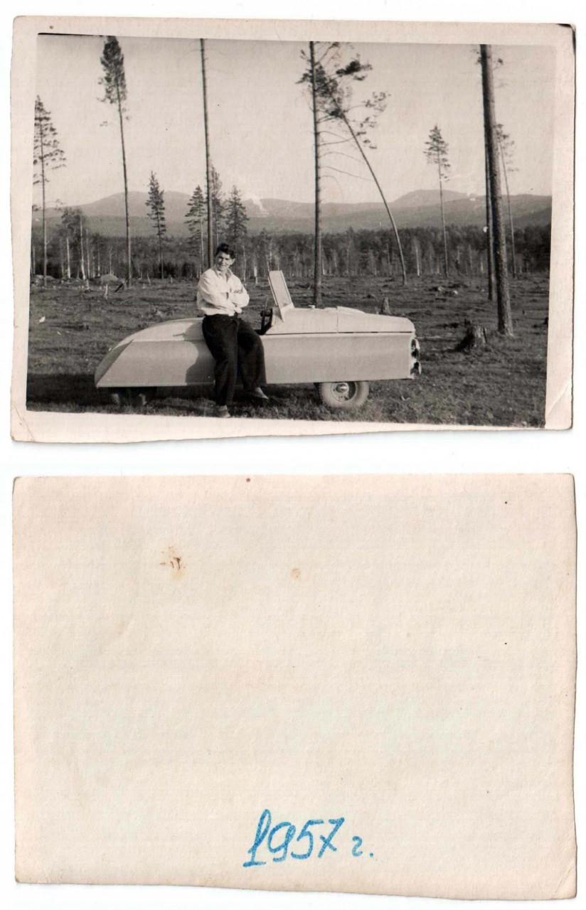 Вот, что я нашёл в интернете: авто, ретро фотографии, самоделка, своими руками