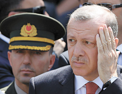 Эрдоган прощается с «Маленькой Турцией»
