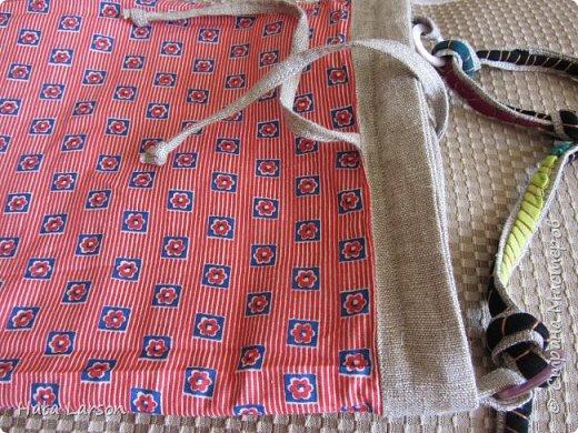 Мастер-класс Поделка изделие Вышивка Вышивание бу футболками Бисер Канва Нитки Ткань фото 27