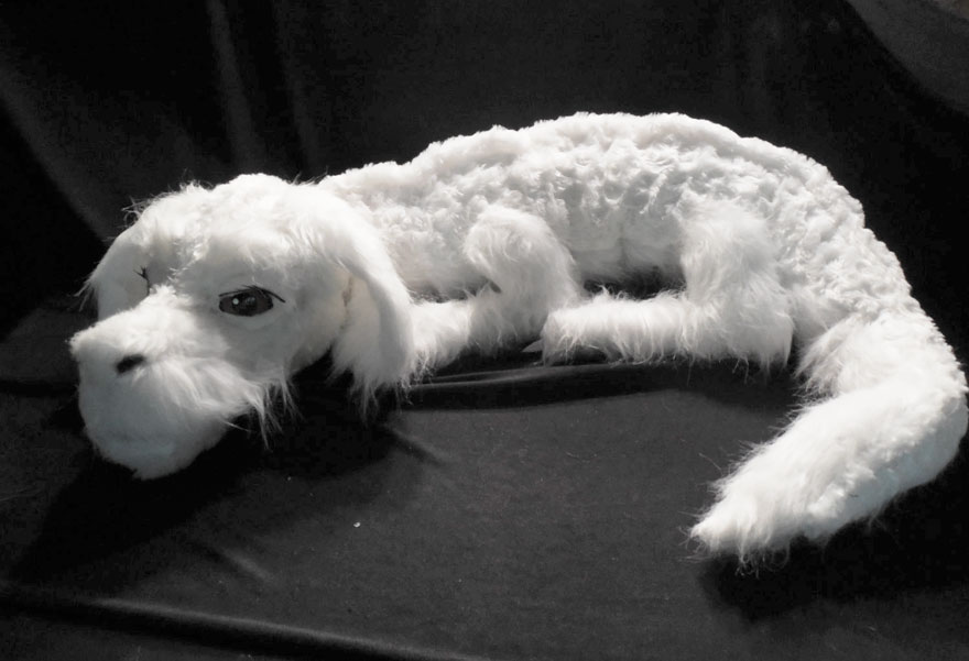 Handmade Falkor From The Neverending Story Is Everything And You Can Make It Yourself