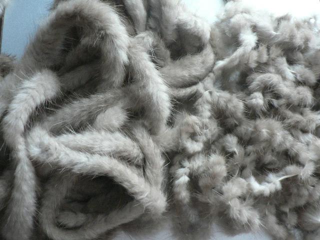 Меховая пряжа для вязания цена 67