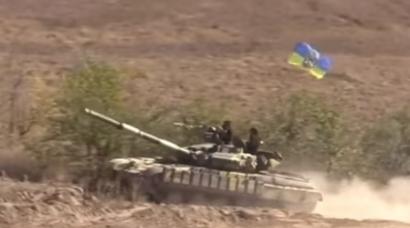 ОБСЕ уличила Украину в размещении танков у линии фронта в Донбассе