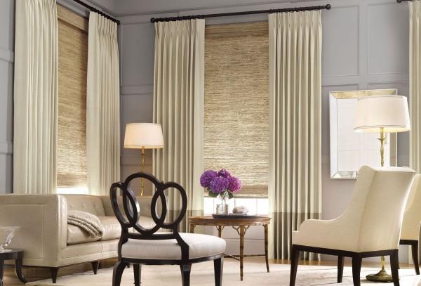Римские шторы: удачный выбор для любого интерьера (70 фото-примеров)