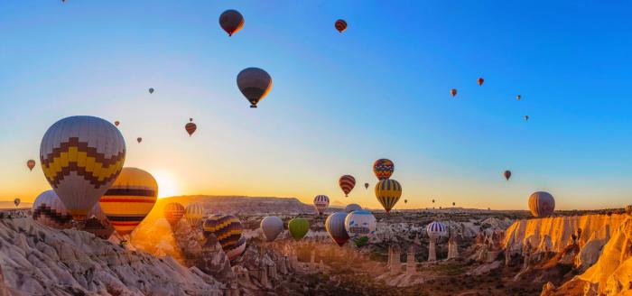 Полет на воздушном шаре: 10 интересных фактов