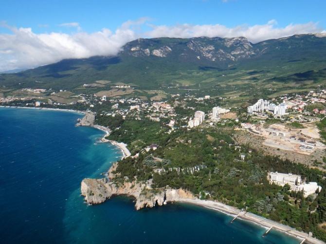 «Крым: территория зеленой экономики»