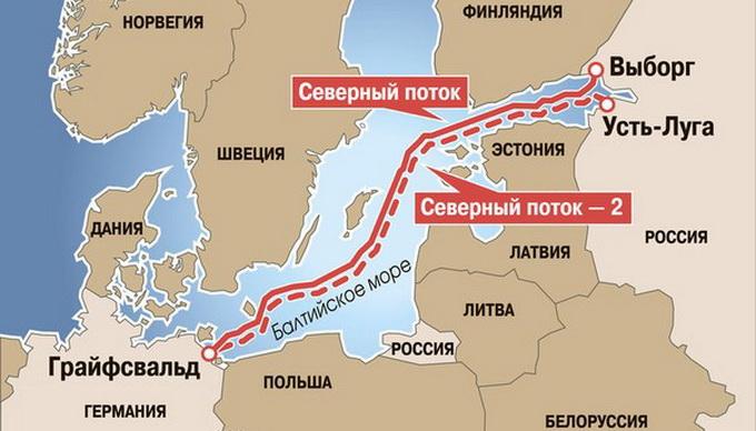 «Северный поток»: Лишить глистов подкормки!