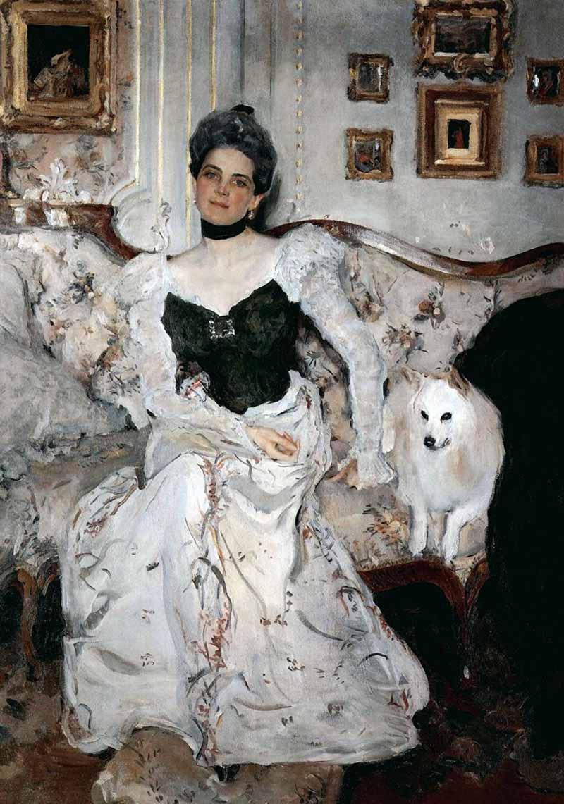 Один из мировых шедевров русского искусства — портрет княгини Юсуповой кисти Валентина Серова