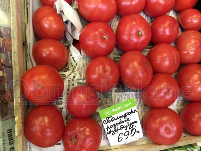 Огурцы и помидоры по 900 рублей: в «Экобазаре» сошли с ума?