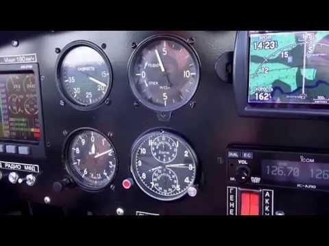 """Виктор Галенко. Полет на RV-7 c """"мертвой петлей"""". Видео."""