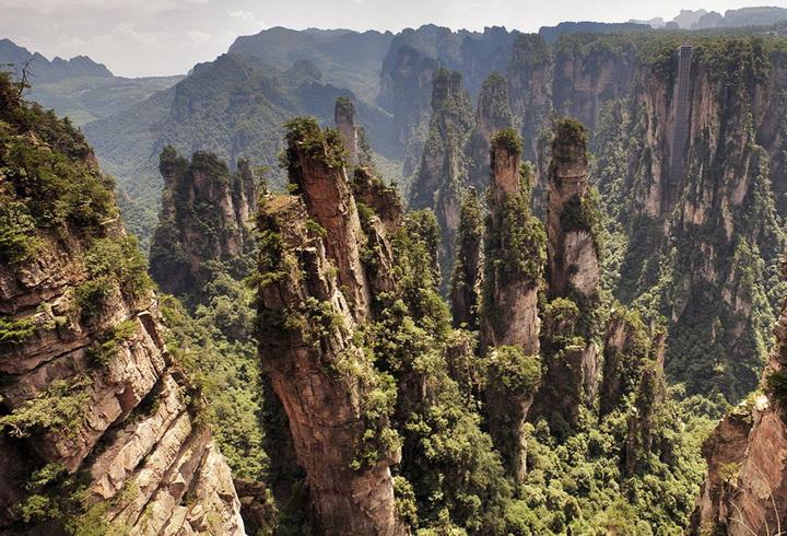 10 ландшафтов словно с другой планеты
