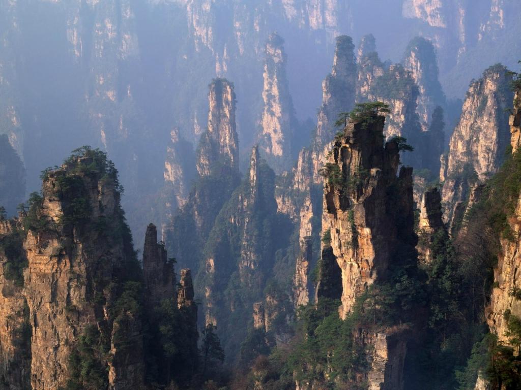 6 красивейших мест Китая