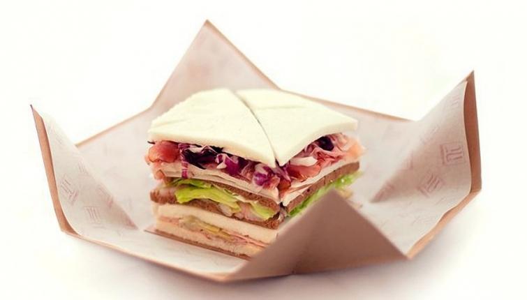 Tramezzino Блюда итальянской кухни блюда Италии