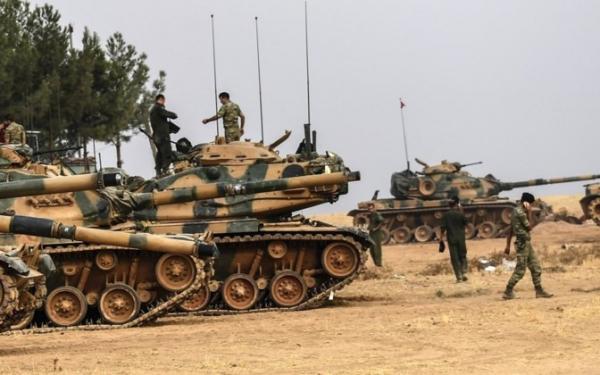 Турецкие войска готовы к наступлению на проамериканские силы в Сирии