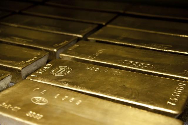 Нидерланды вывезли свое золото из сша