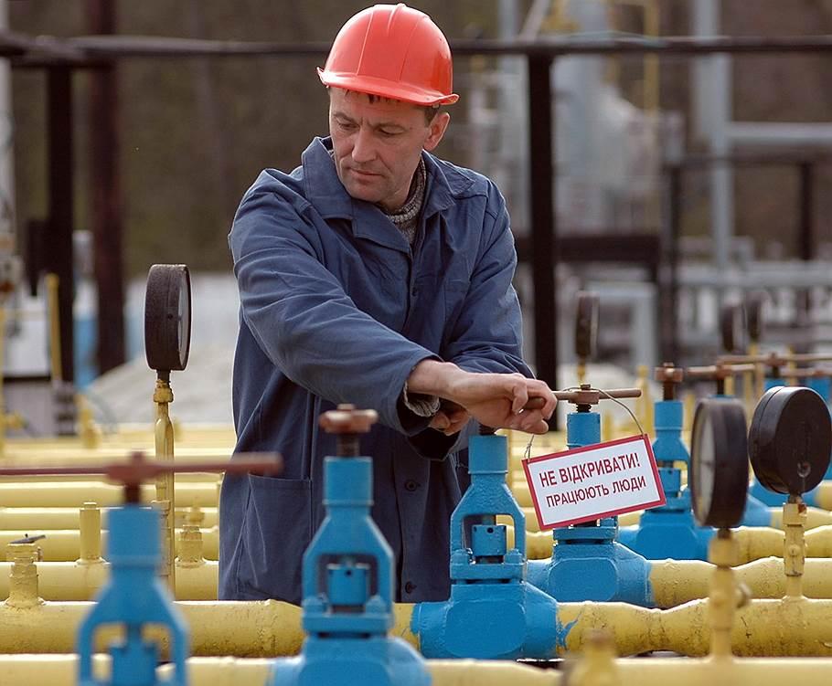Украина пытается взять под контроль транзит российского газа