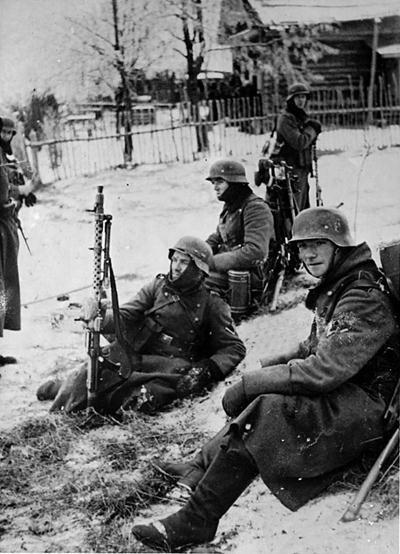 «Почему мы не взяли Москву?» воспоминания Скорцени анализ, война, воспоминания