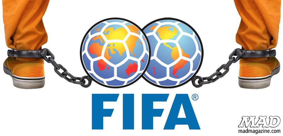 В отношении жуликов из ФИФА составлено обвинительное заключение на 161 страницу английского текста