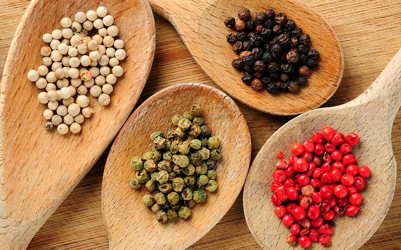 В чем разница между видами перца?