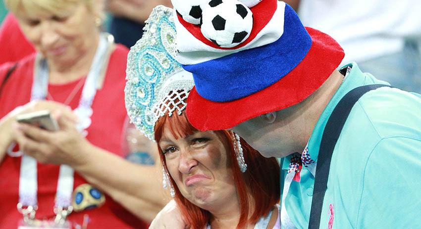 Россияне готовят бойкот матча с хорватами