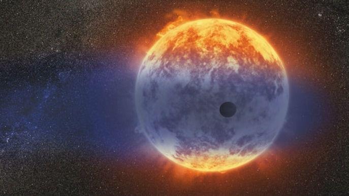 Телескоп Хаббл нашел редкую экзопланету
