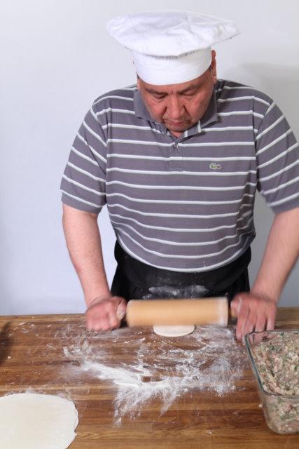 19 этап приготовления рецепта. Фото