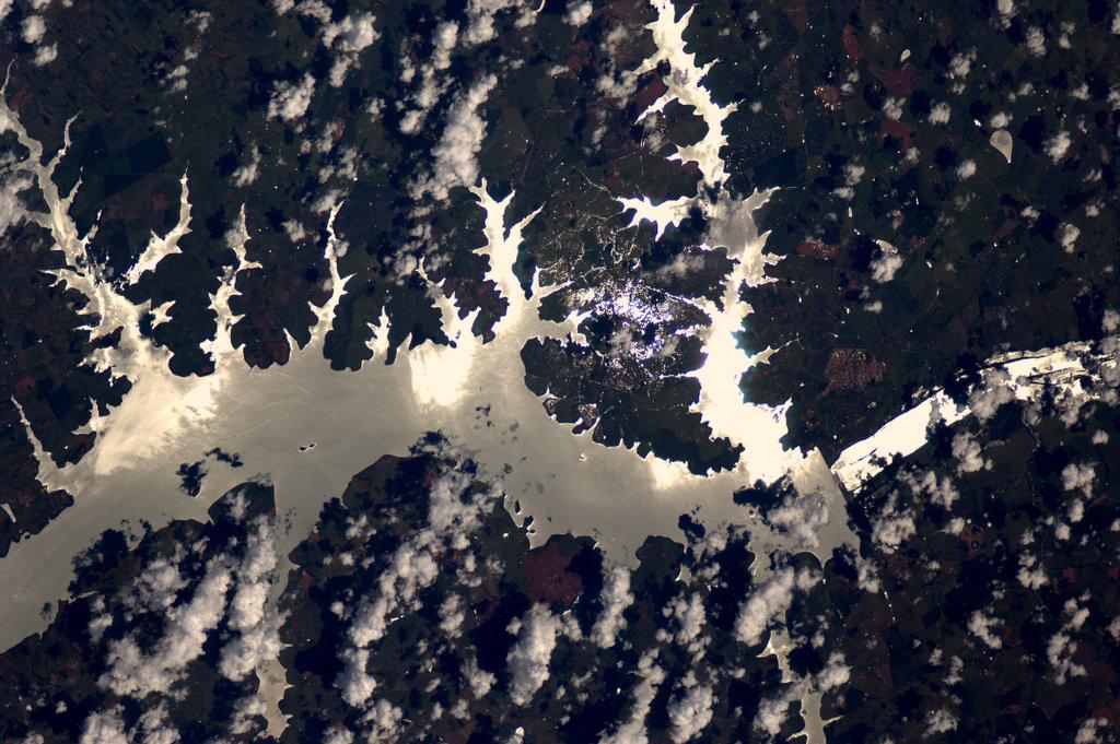 Amazing Space Photography 6 Космос от голландского астронавта Андре Киперса