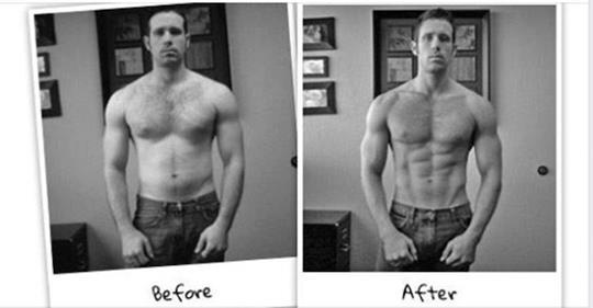 5 лучших продуктов для наращивания мышц, которые нужно есть после тренировки!