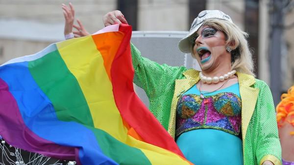 В Киеве у противников гей-па…