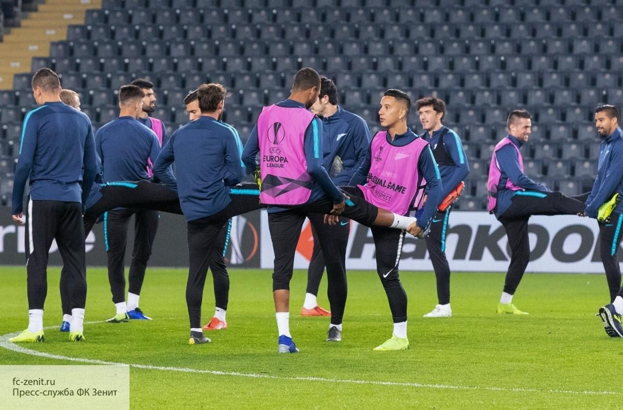 Барриос и Ракицкий помогут «Зениту» в матче с «Фенербахче»
