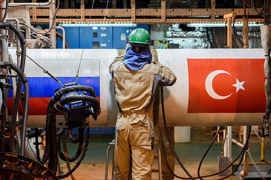 «Турецкий поток» потечет в Европу, договорились