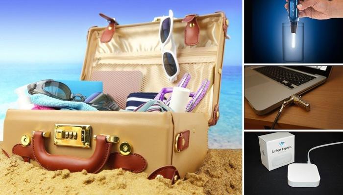 15 устройств, которые обязательно пригодятся в путешествии