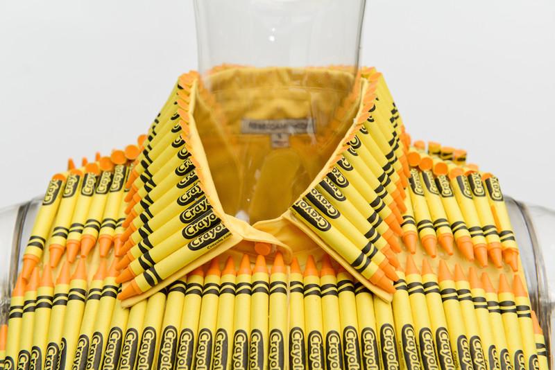Платья из карандашей