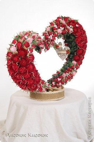 Свит-дизайн Валентинов день Моделирование конструирование Конкурсная работа Женское и мужское начала Мое представление  фото 9