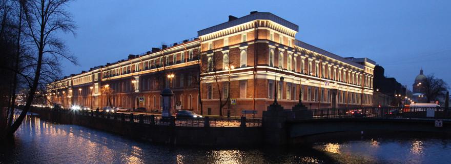 Врио губернатора Петербурга …