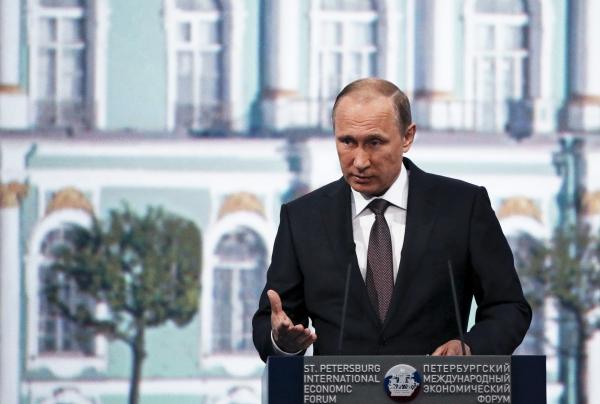 Главные тезисы выступления Путина на ПМЭФ