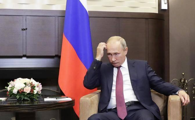 О стратегических просчетах Путина