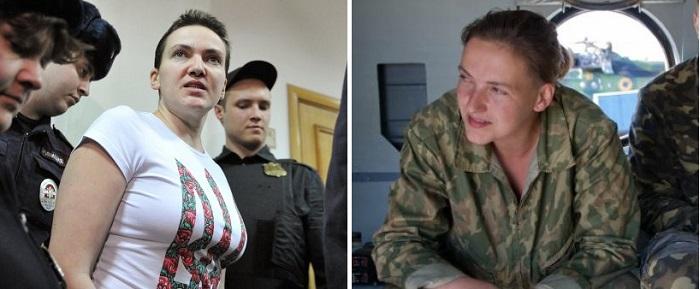 Темное прошлое Надежды Савченко