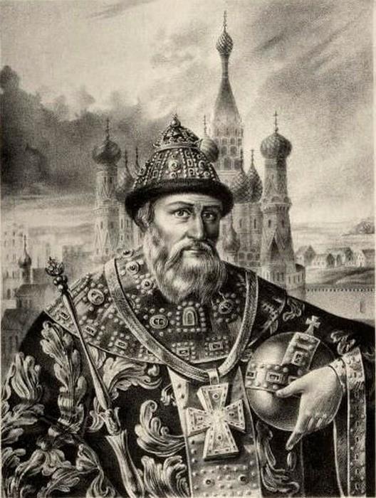 Иван III Васильевич. Первый из великих