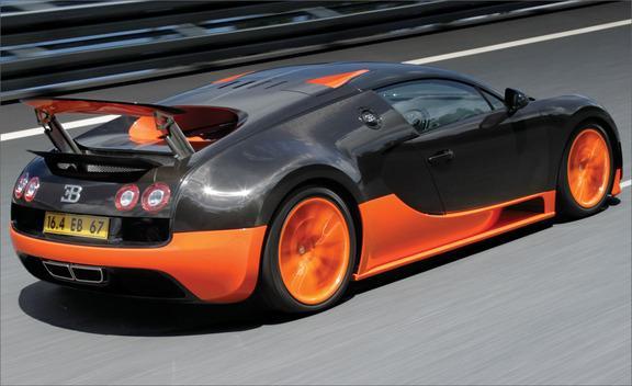 Крутые самых быстрых машин
