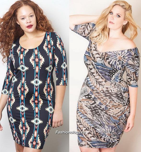 Платье 2015 Для Полных С Доставкой
