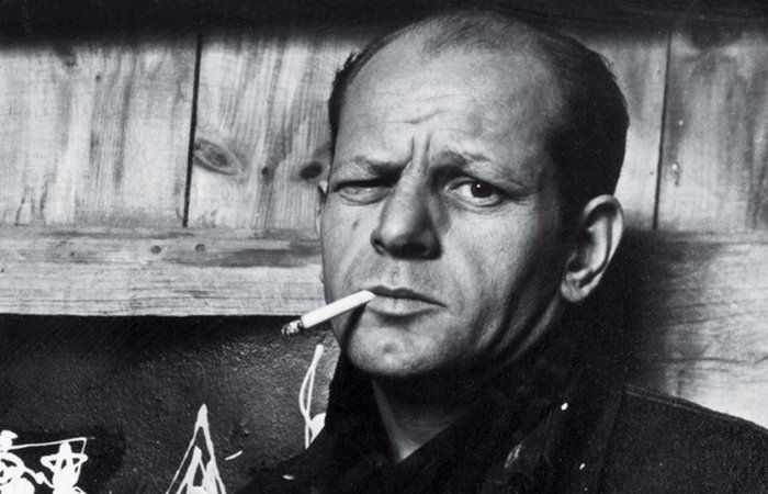 10 малоизвестных фактов о самой странной картине Джексона Поллока «Номер 5, 1948»
