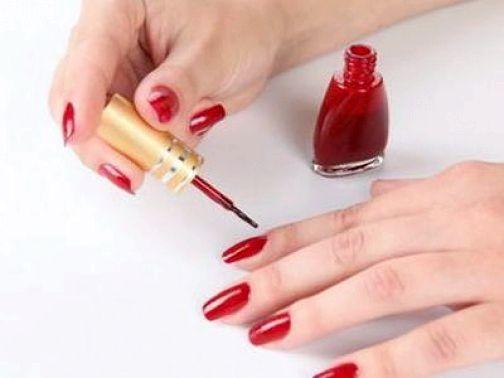 Как правильно накрасить ногти