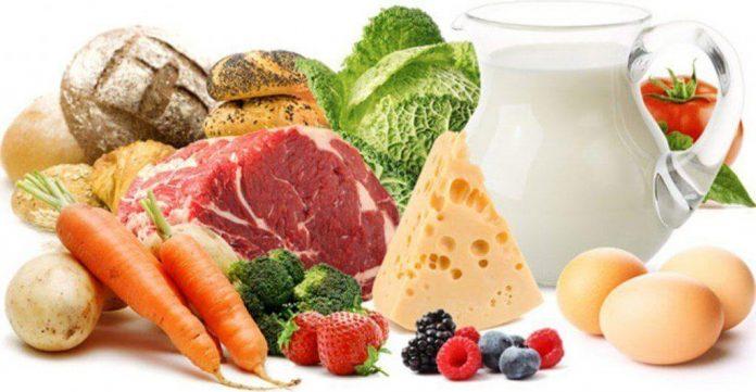 Лучшее белковое меню на неделю для похудения!
