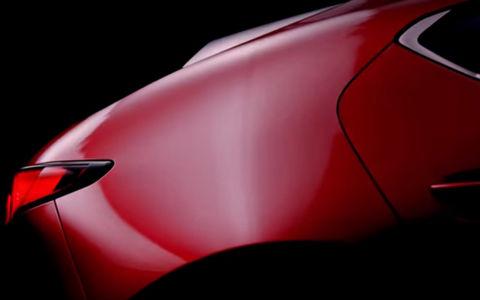 Новую Mazda 3 показали на видео