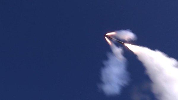 ПВО США оказались бесполезны: ВМФ США 3 раза не попали по ракете РФ в Сирии