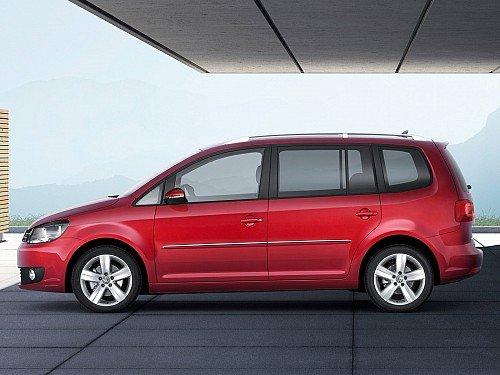 Volkswagen Touran из таксопарка: проверка на прочность