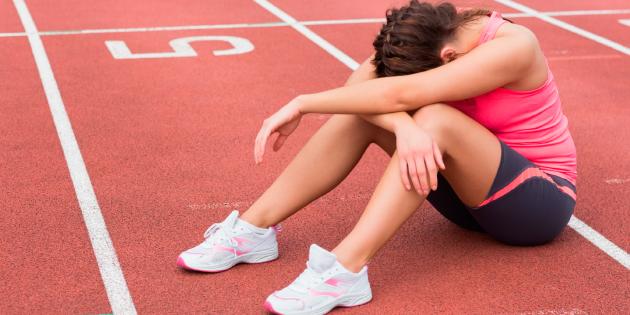 Гипогликемия у спортсменов